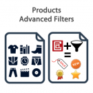 Products Advanced Filters Logo